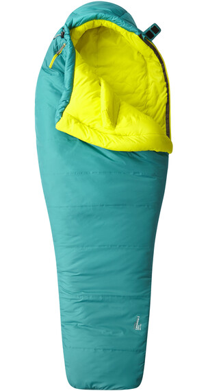 Mountain Hardwear W's Laminina Z Flame Sleeping Bag Regular Emerald